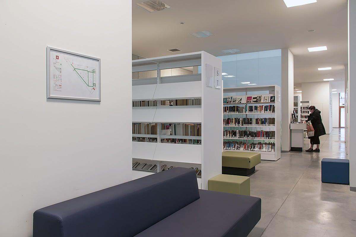 Veiligheidsignalisatie - Bibliotheek Bist - Wilrijk - Sign & Display