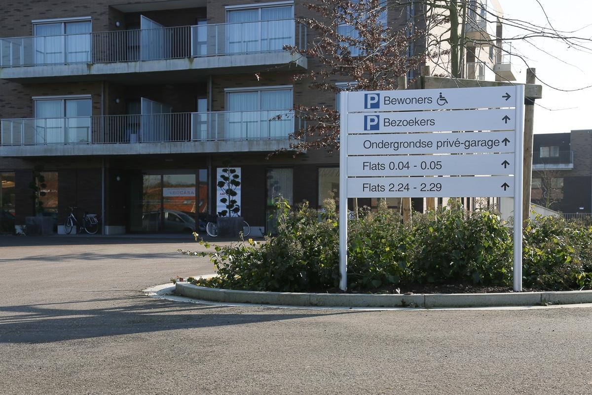 Buitensignalisatie - Bocasa - Turnhout - Sign & Display