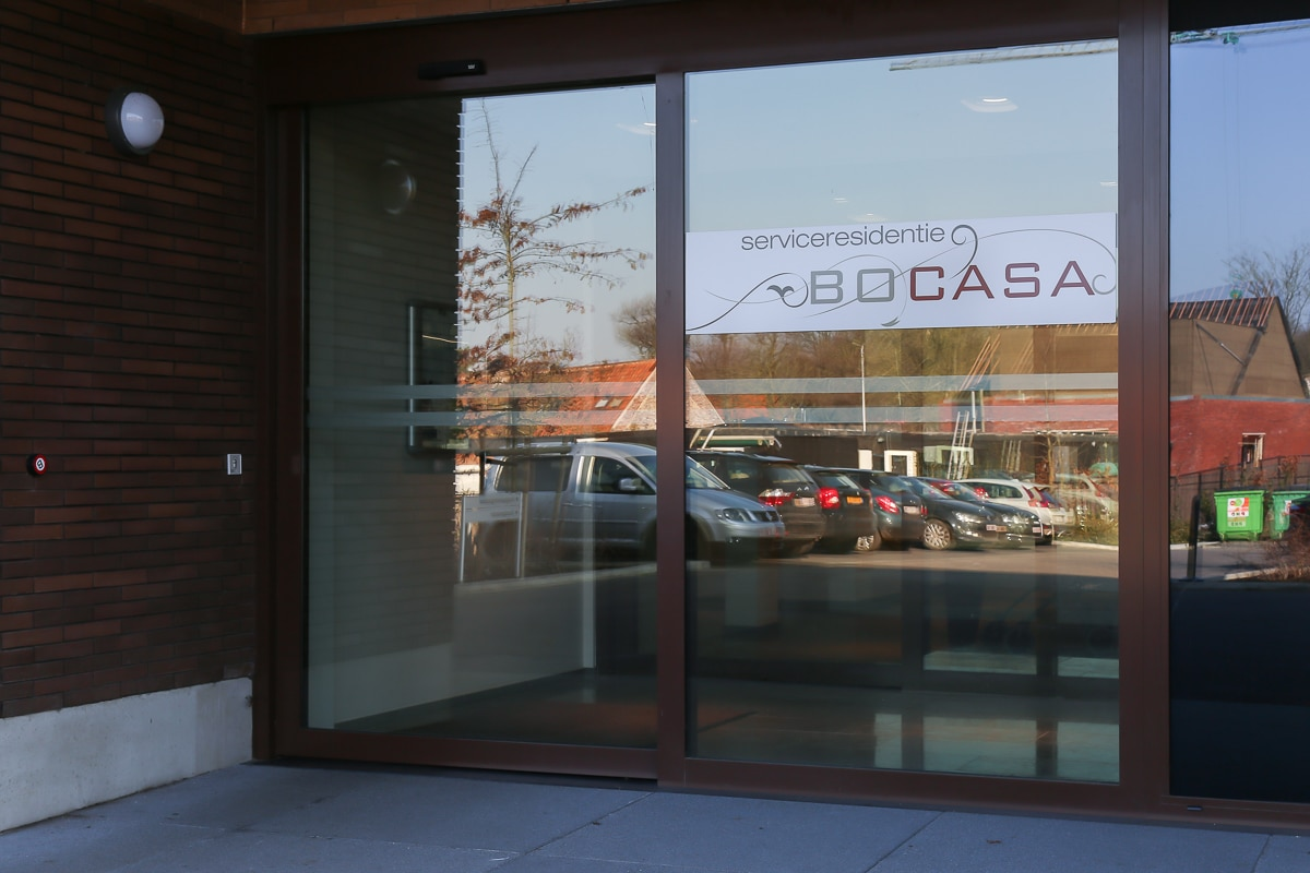 Kleeffolie BoCasa - Turnhout - Sign & Display