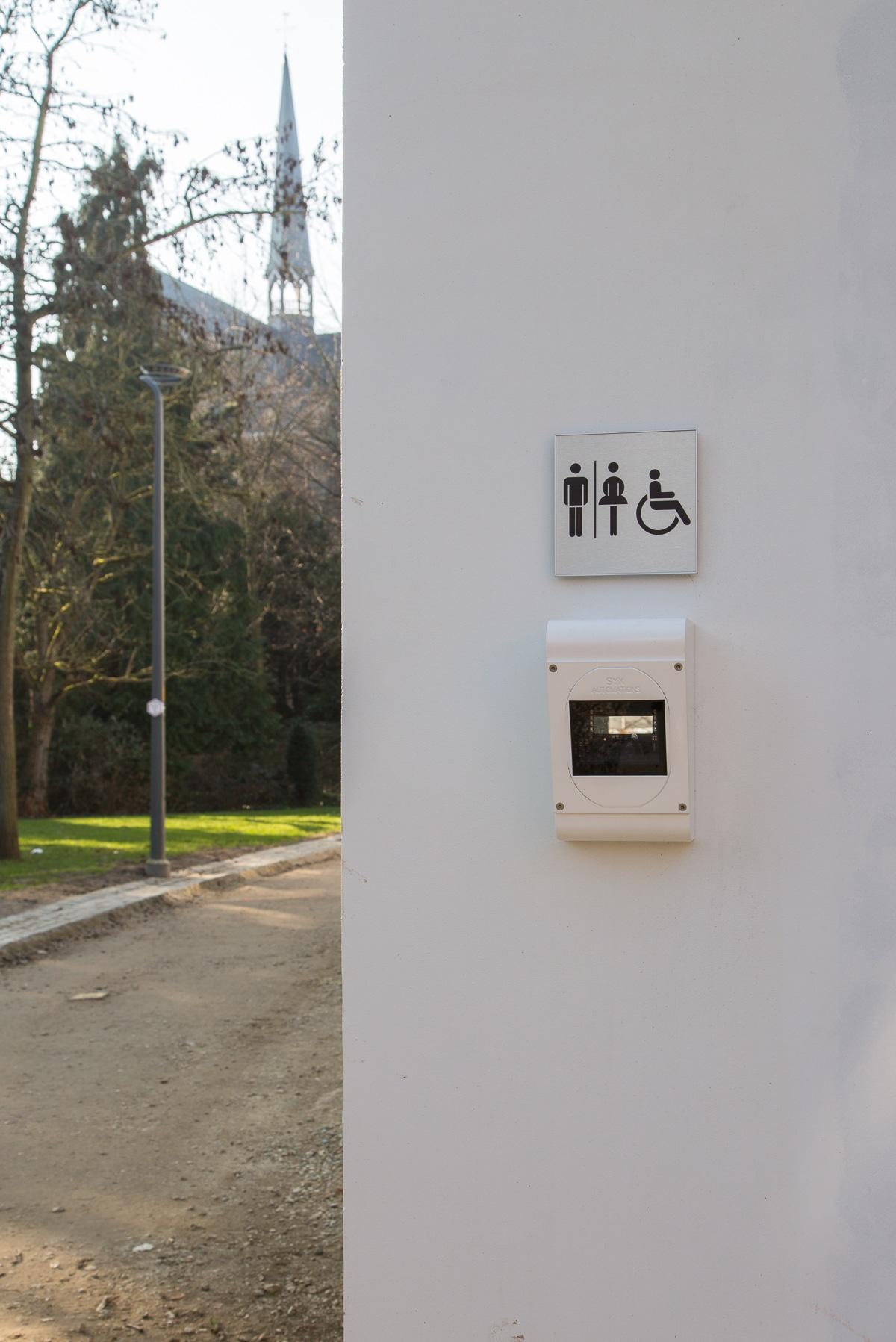 Signalisatie - Capucienenklooster - Aarschot - Sign & Display