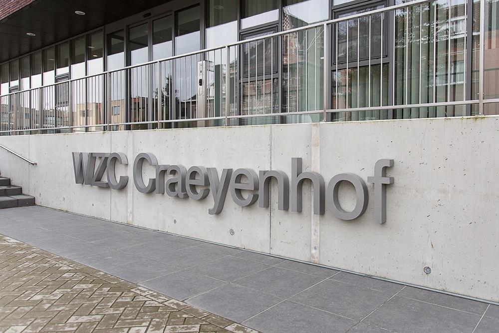 Buitensignalisatie - Craeyenhof - Zwijndrecht - Sign & Display