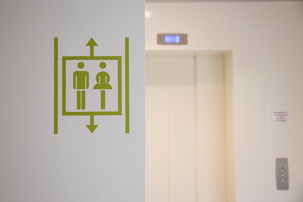 Binnensignalisatie - Craeyenhof - Zwijndrecht - Sign & Display