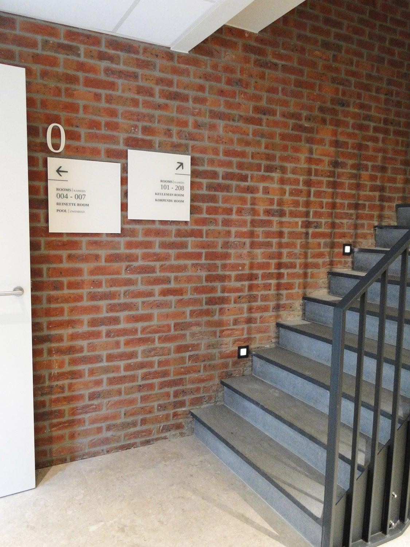 Signalisatie - Hof van Stayen - Sint-Truiden - Sign & Display