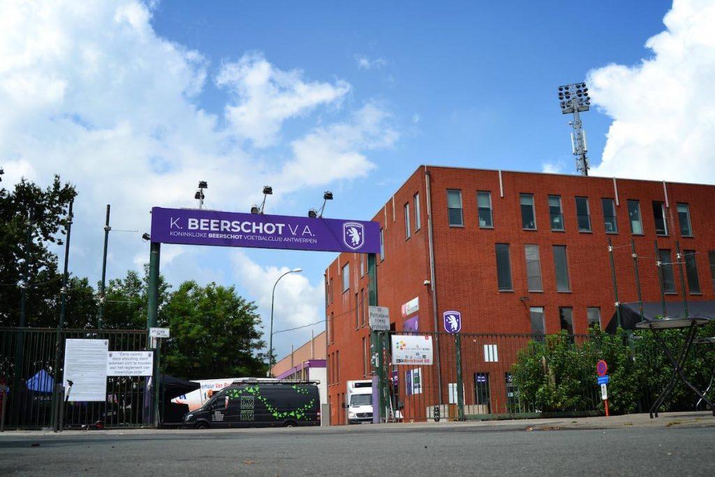 Officiële sponsor K. Beerschot V.A.