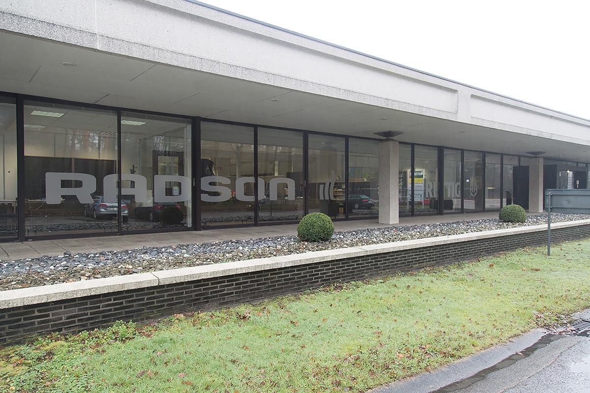 Signalisatie - Renson Rettig - Zonhoven - Sign & Display