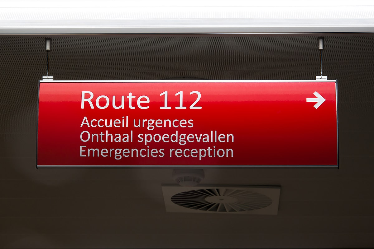 Signalisatie - Saint-Luc - Sint-Lambrechts-Woluwe - Sign & Display