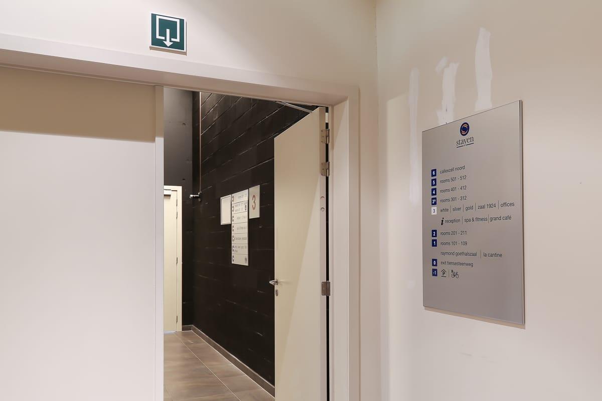 Signalisatie - Stayen - Sint-Truiden - Sign & Display