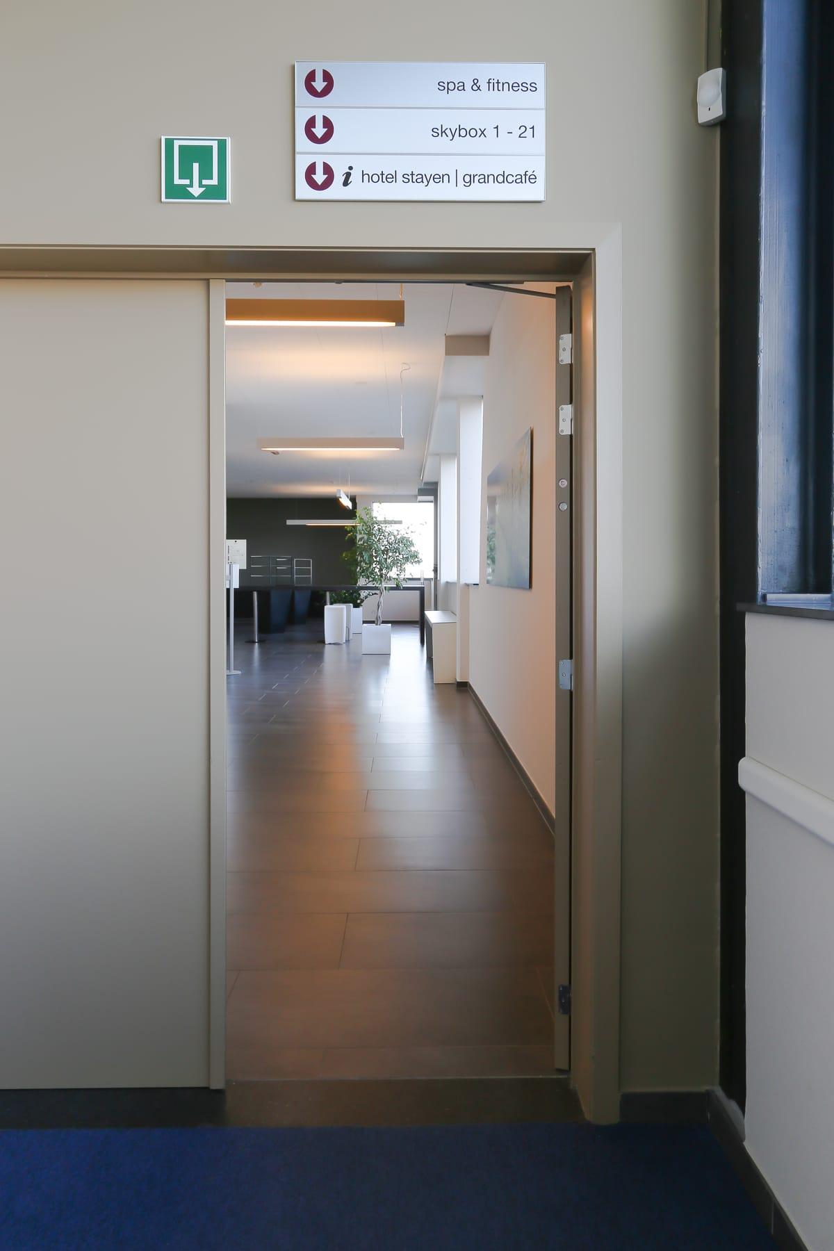 Binnensignalisatie - Stayen - Sint-Truiden - Sign & Display