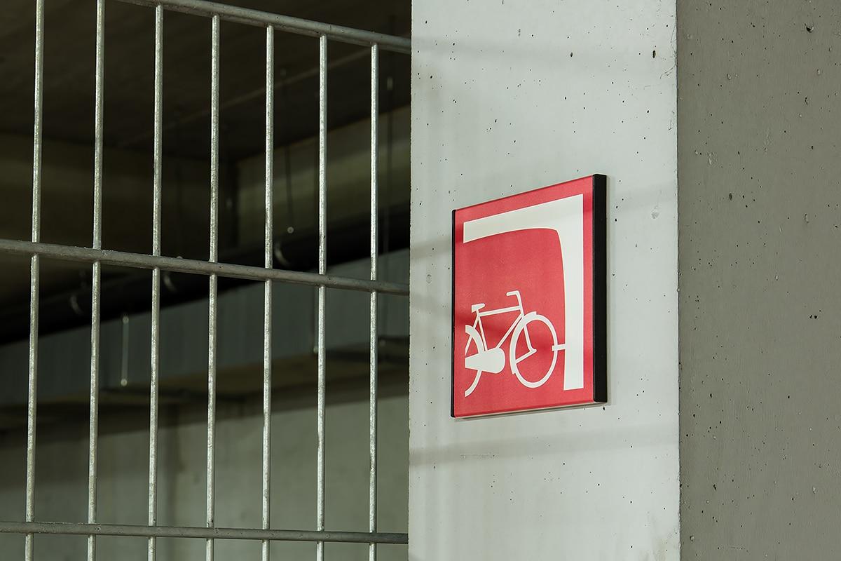 Signalisatie - UCLL Campus Proximus - Heverlee - Sign & Display