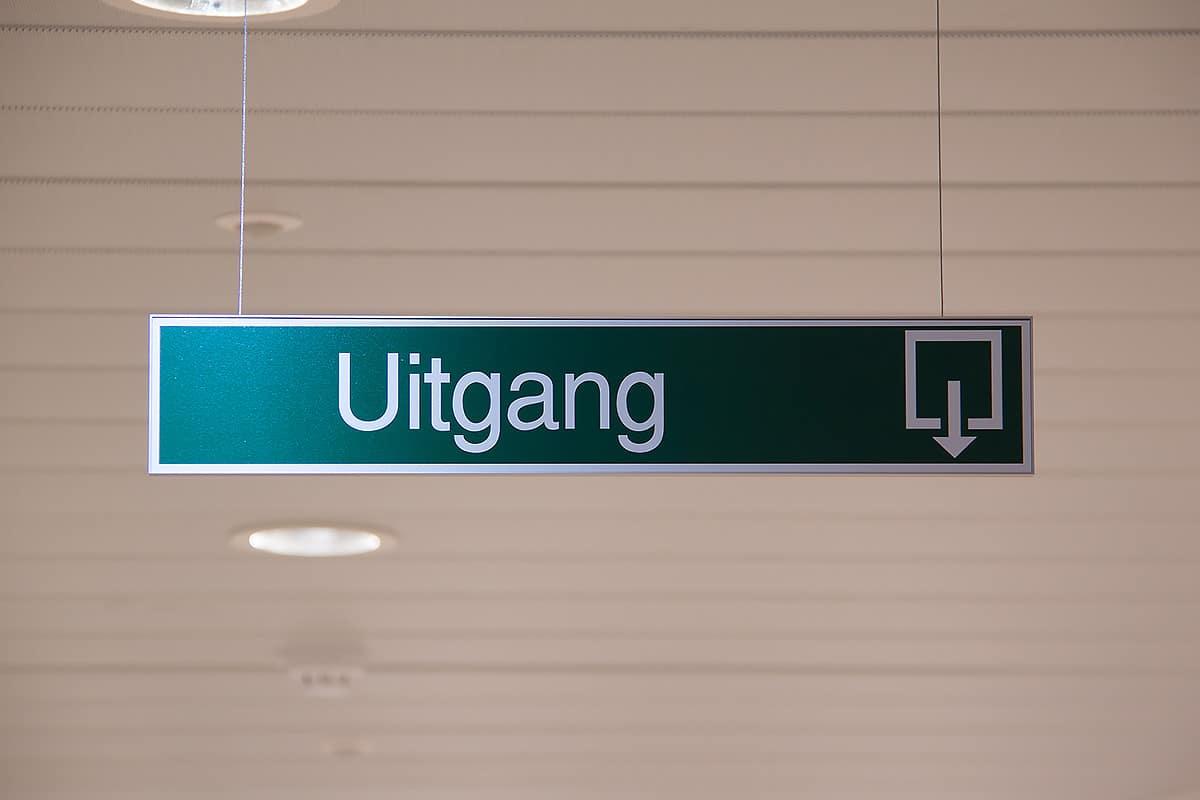 Veiligheidsignalisatie - Woonzorgcentrum Zonnesteen - Sign & Display