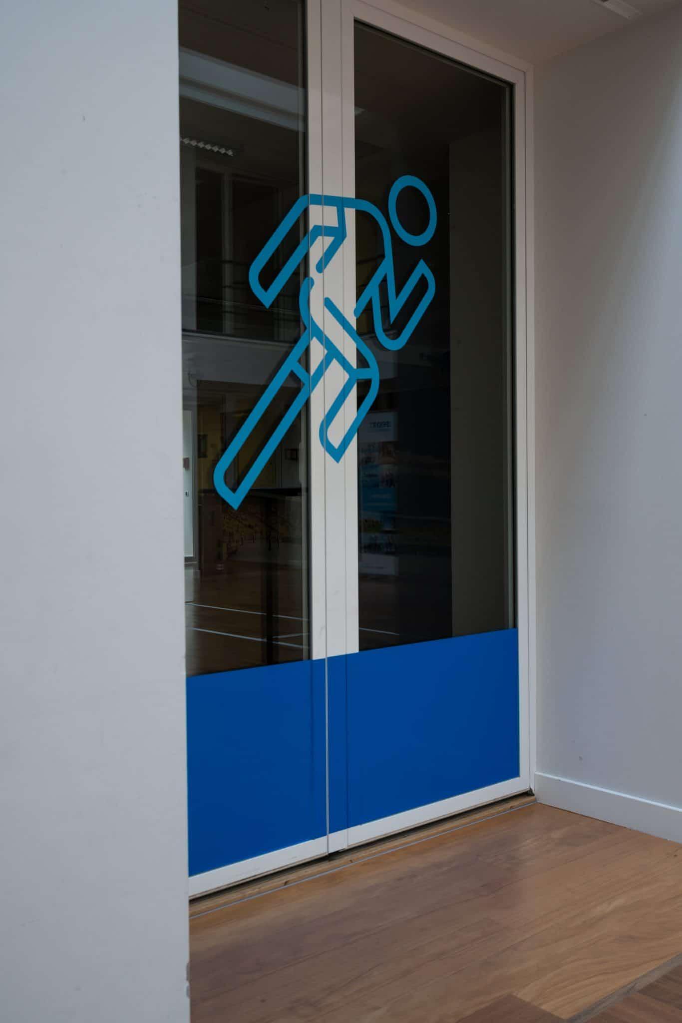 Sign & Display - Sport Vlaanderen