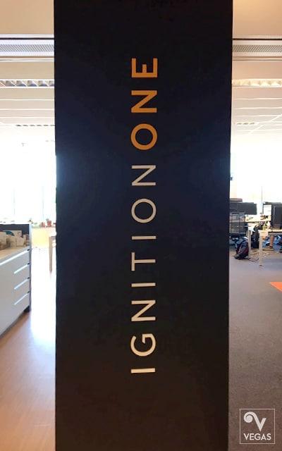 ignitionone office-branding binnenreclame freesletters