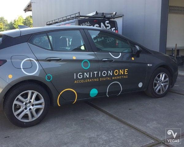 ignitionOne autobelettering