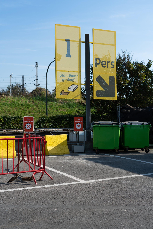 Recyclage Park Berchem