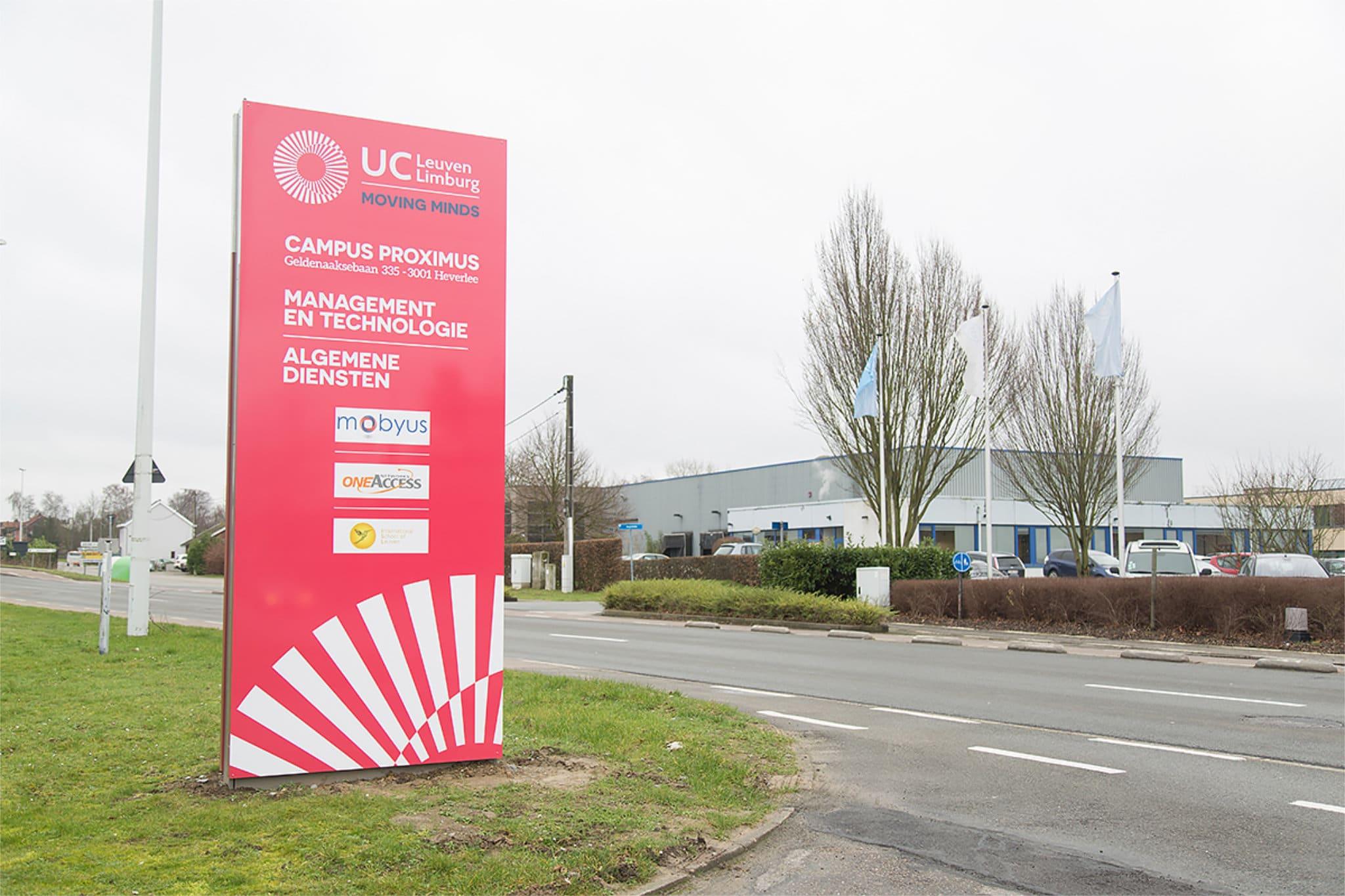 UCLL Campus Proximus Heverlee