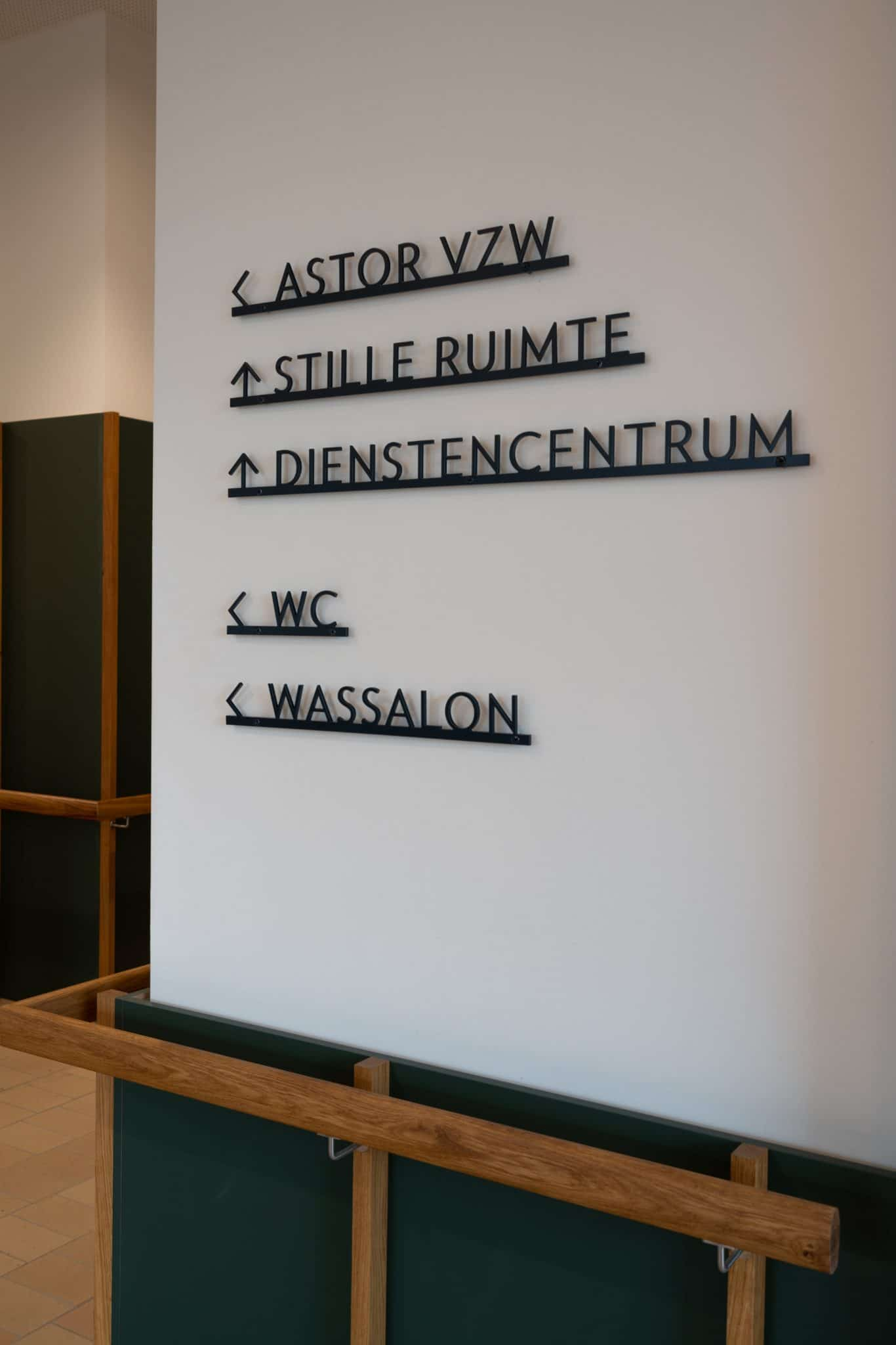 Sign & Display realisaties - Astor